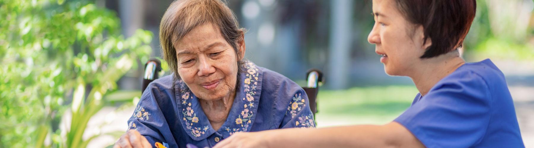 UConn Online Dementia Care Graduate Certificate Program